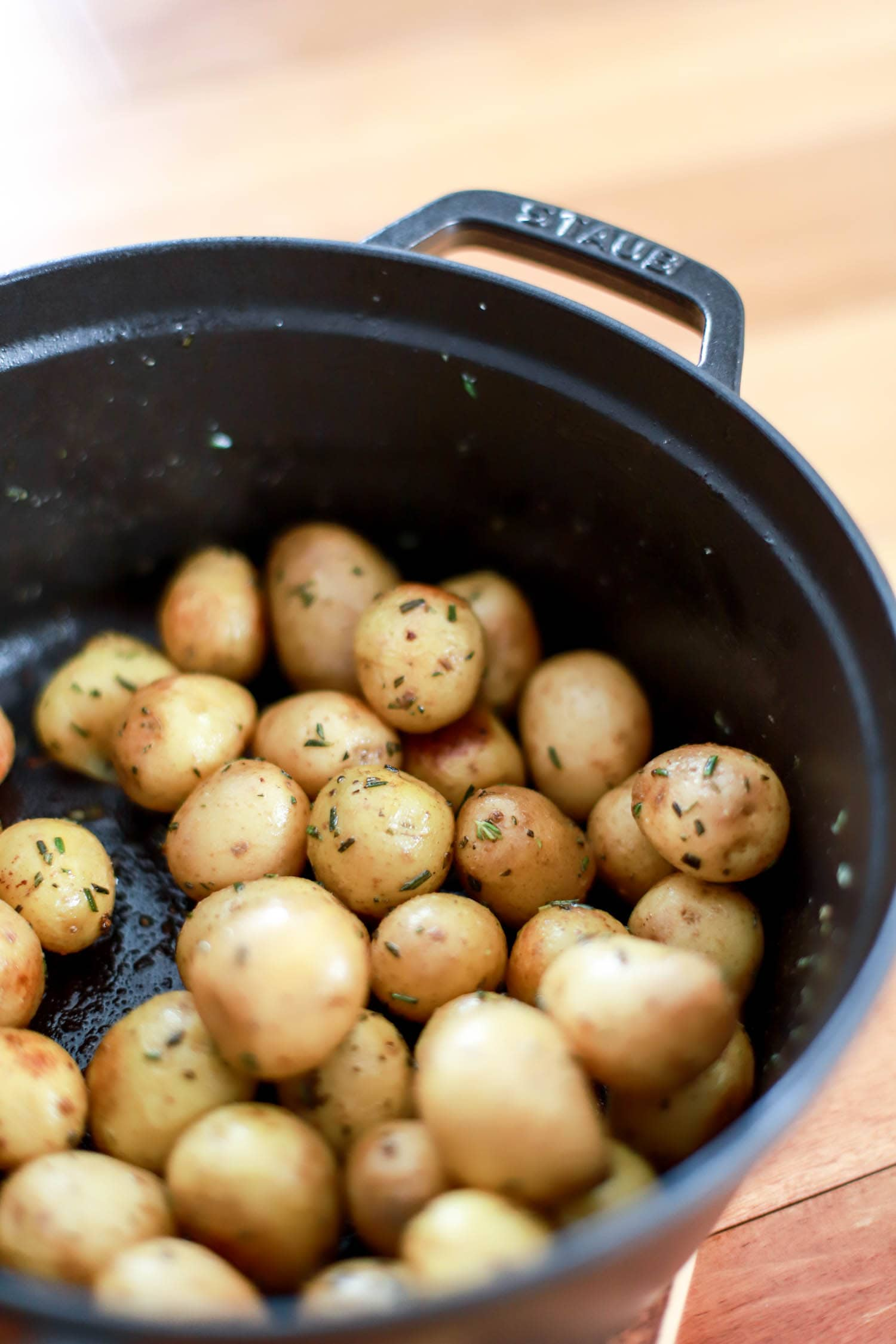 baby potatoes recipe