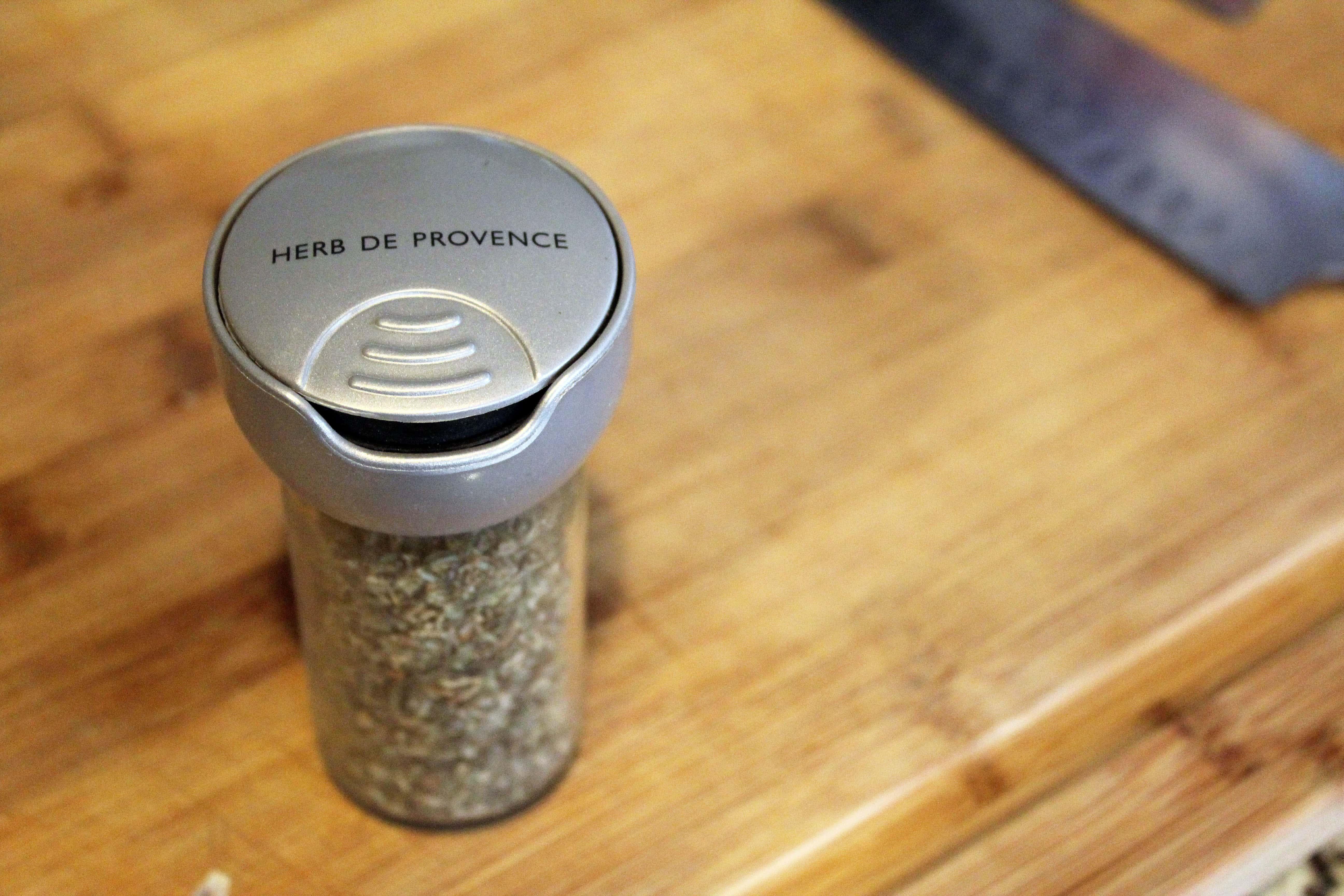 Add herbs de provence