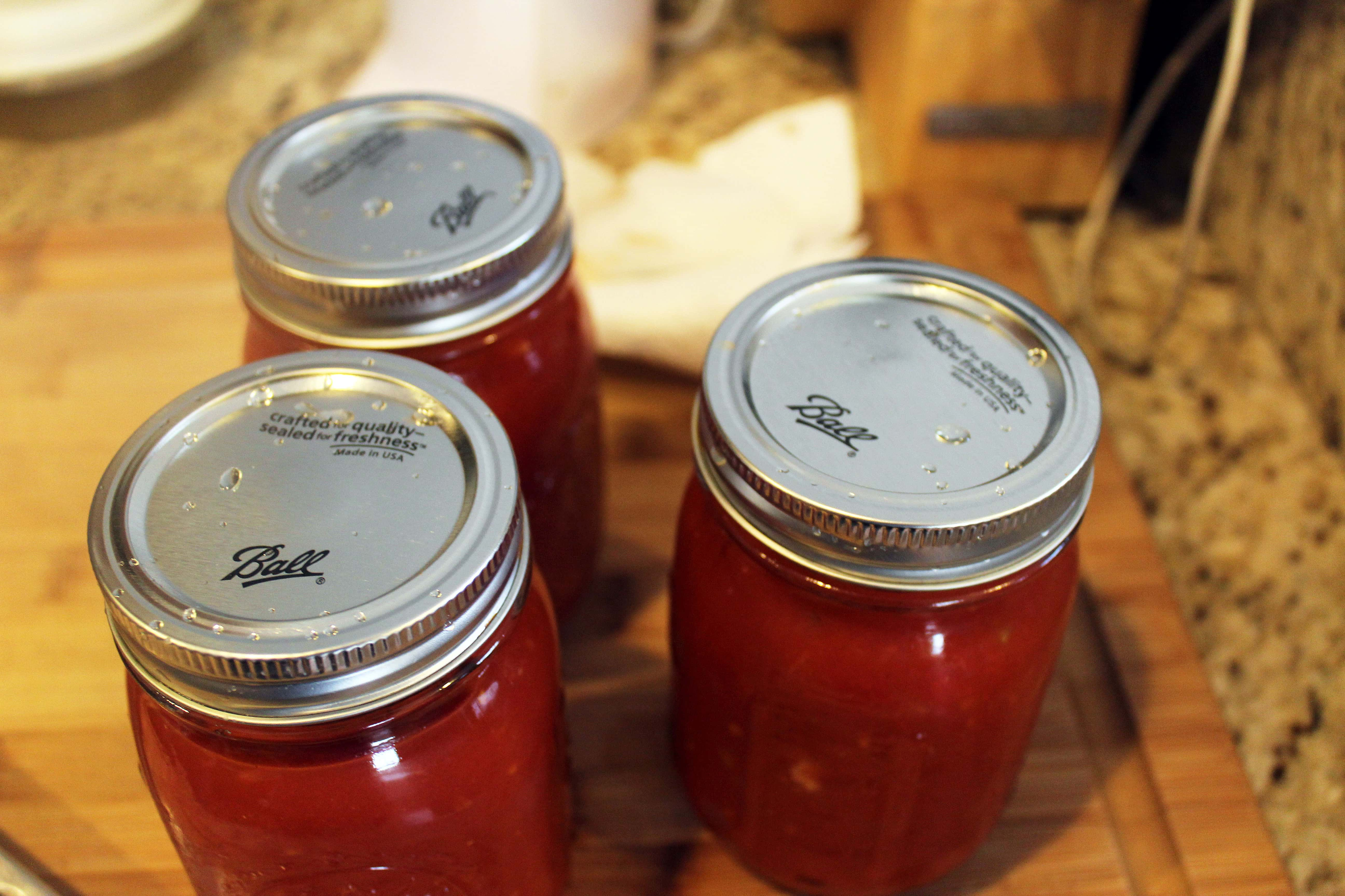 Get all jars ready to process