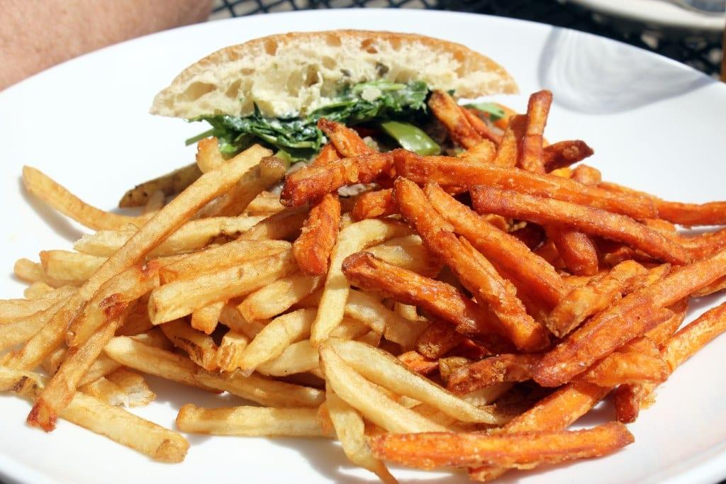 Double fries