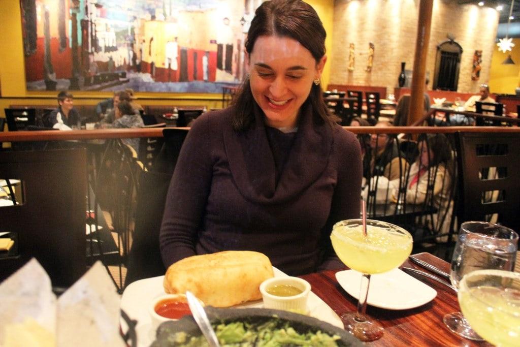 Massive burrito
