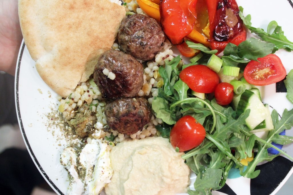 Middle Eastern Plate