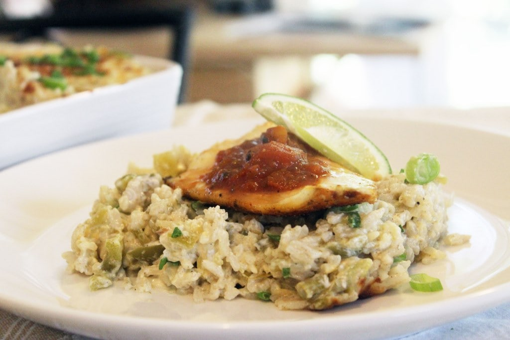 Serve over rice with lime