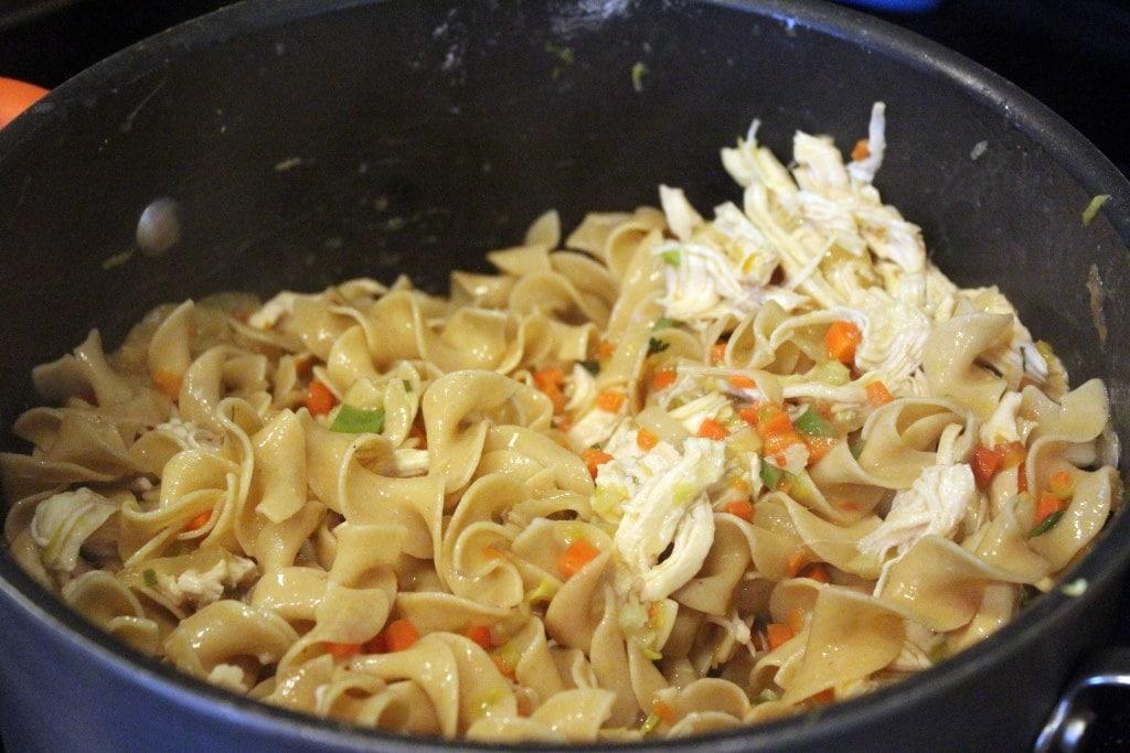 Stir all together and taste