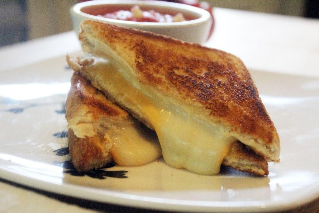 Oozy sandwich