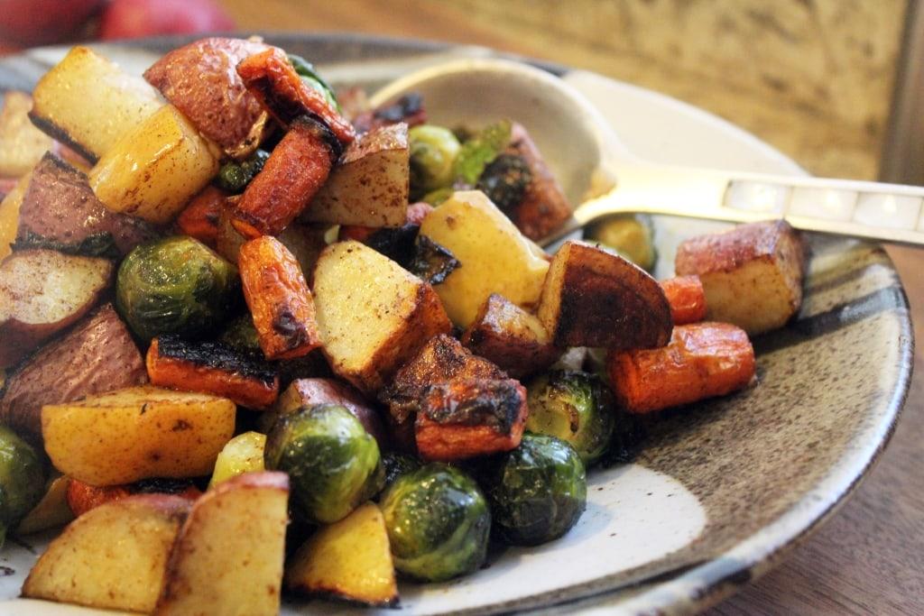 Cooked Veggies