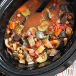 slow cooker moroccan vegetables