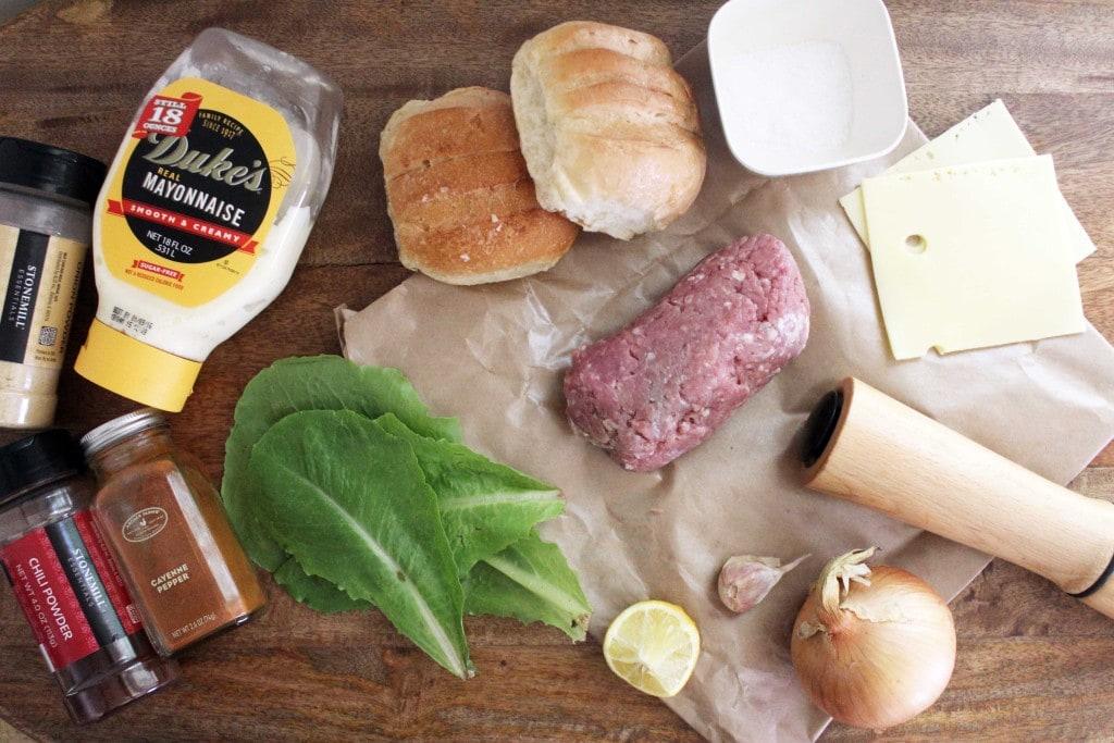 how to season turkey burgers