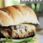 Best Healthy Turkey Burger Recipe from funnyloveblog.com