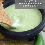 How to make Jalapeno Ranch like Chuys Restaurant recipe from funnyloveblog.com