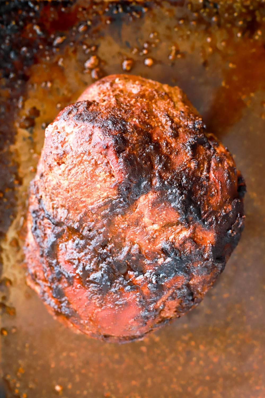 glazed ham honey mustard