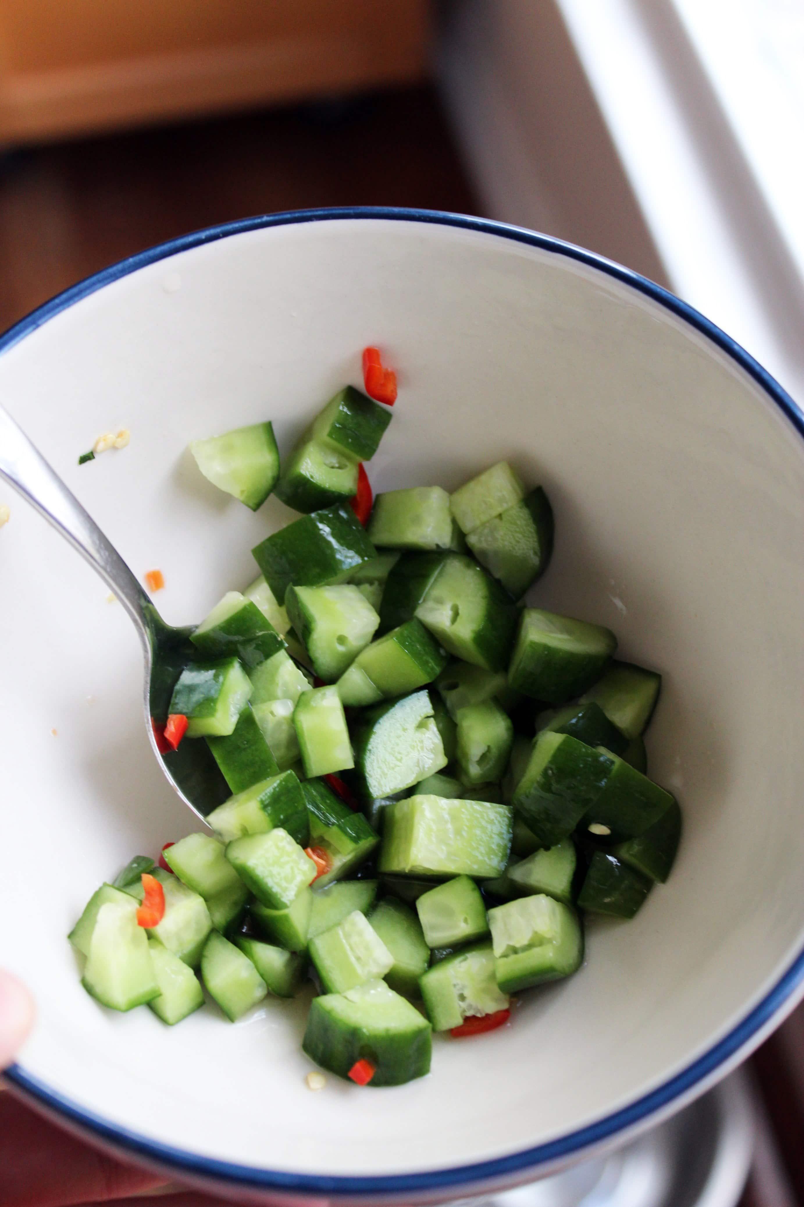 Thai Style Guacamole Recipe.