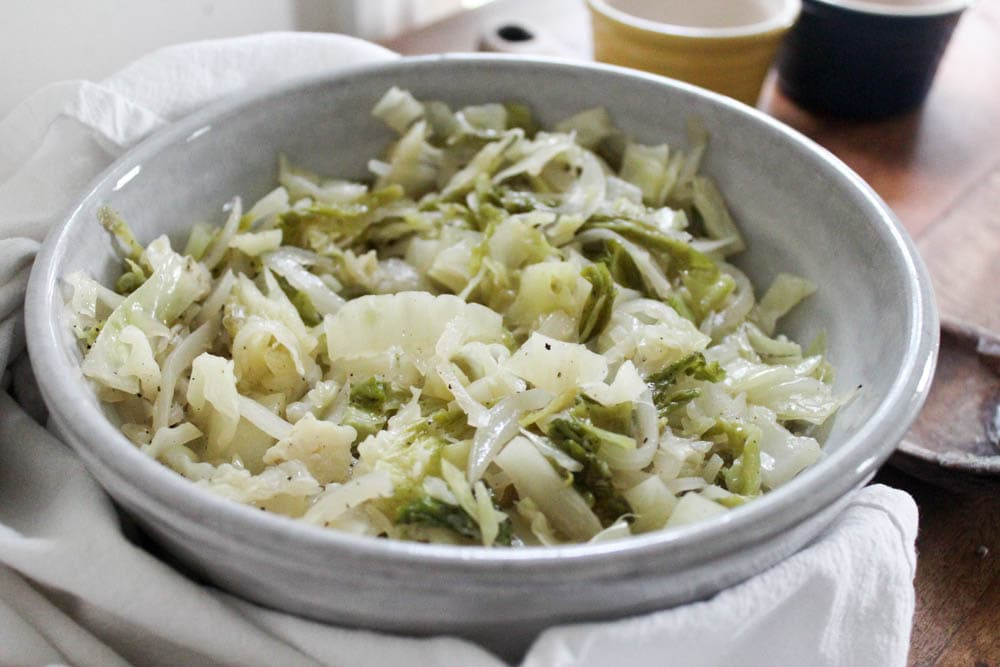 stewed cabbage recipes