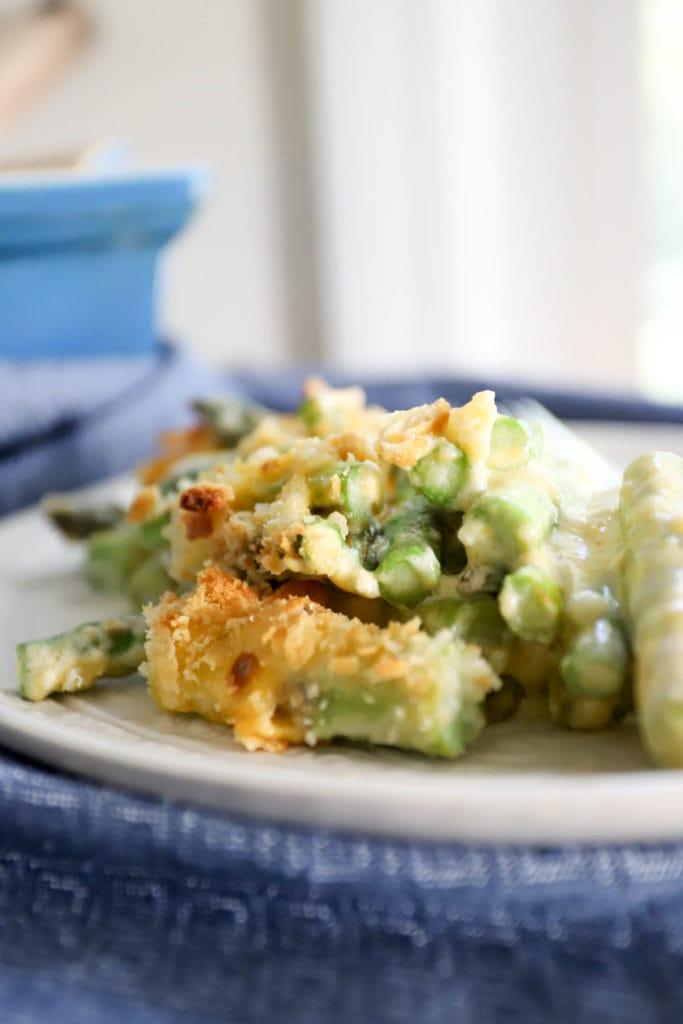 best asparagus casserole