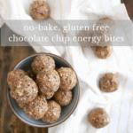 Chocolate Chip Energy Bites