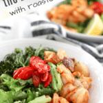 Easy Shrimp Caesar Salad
