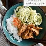 Korean Chicken Recipe Sauces