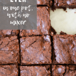 Best Brownie Recipe from funnyloveblog.com