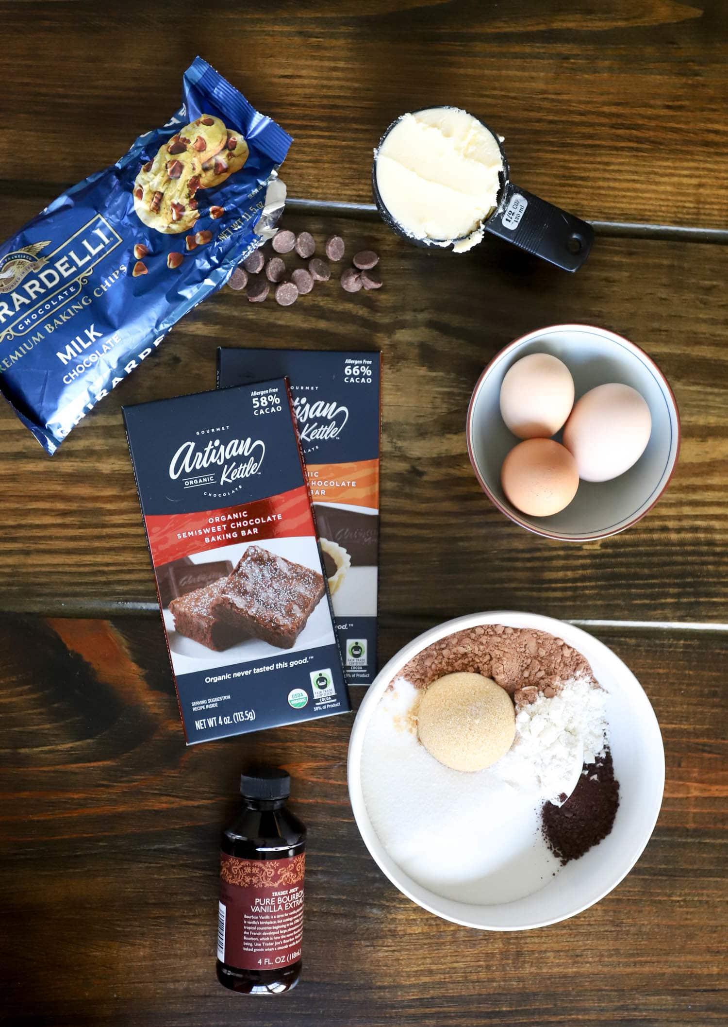 Best Homemade Brownies Ingredients