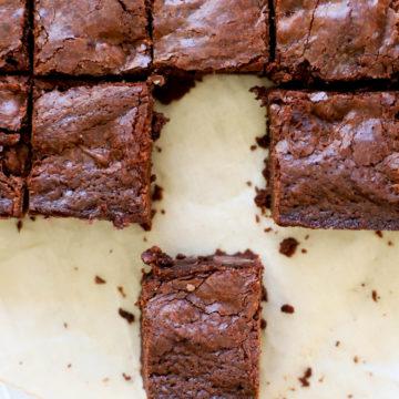 The Best Fudge Brownies