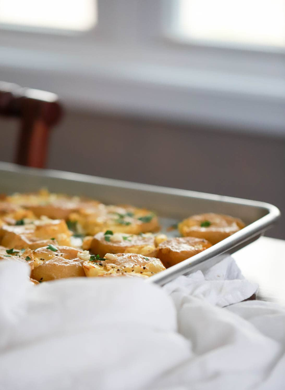 Gluten Free Crispy Potatoes
