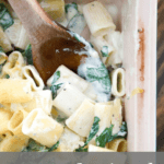How to make Creamed Spinach Mac and Cheese