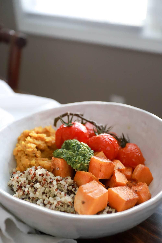 grain bowl recipe easy
