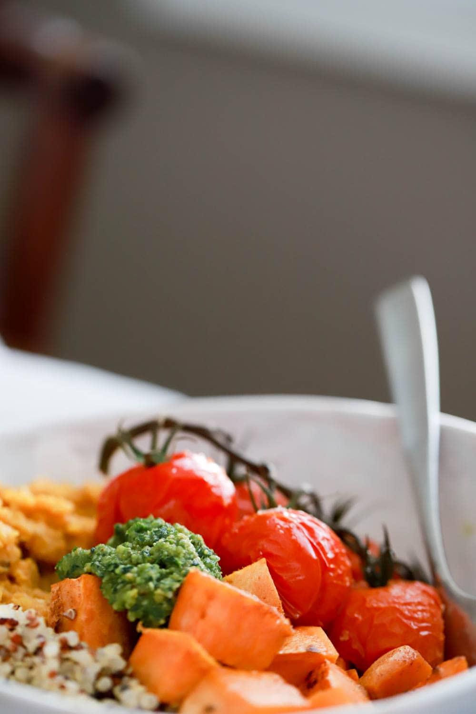 Lentil Quinoa Bowl Panera