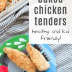 Healthy Chicken Tenders