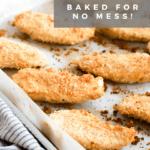 Best Baked Chicken Tender Recipe