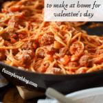 Valentine's Day Pasta Recipes