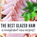 Super Easy DIY Glazed Ham