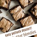 Brown Butter Blondies Recipe