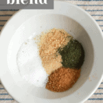 Seasoning Blend for Fish