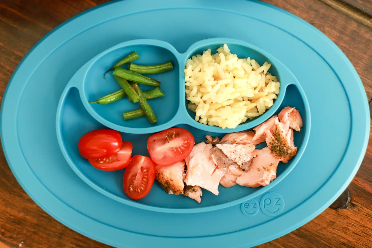 kid friendly fish dinner