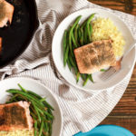 pan seared salmon recipe with skin