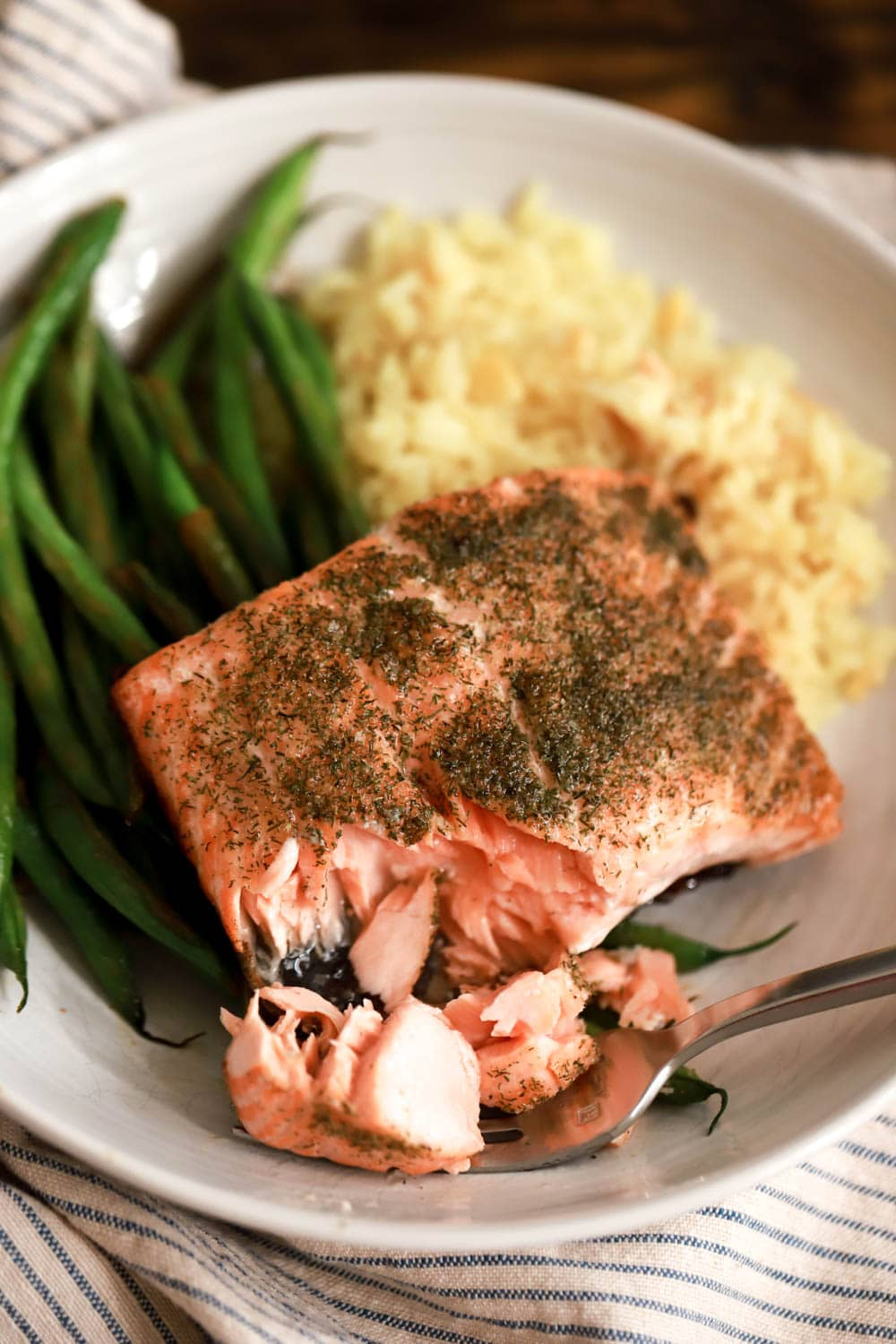 the best salmon recipe