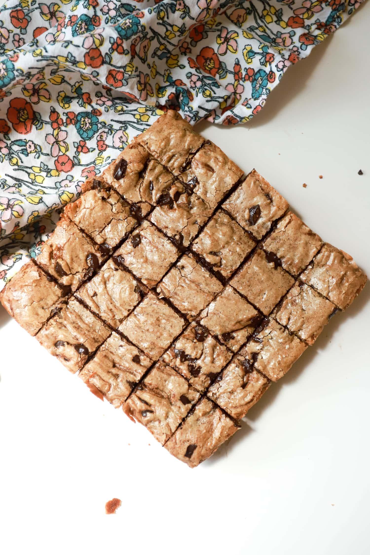 easy blondies brownie recipes