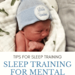 is sleep training bad