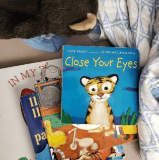 children's books about sleep