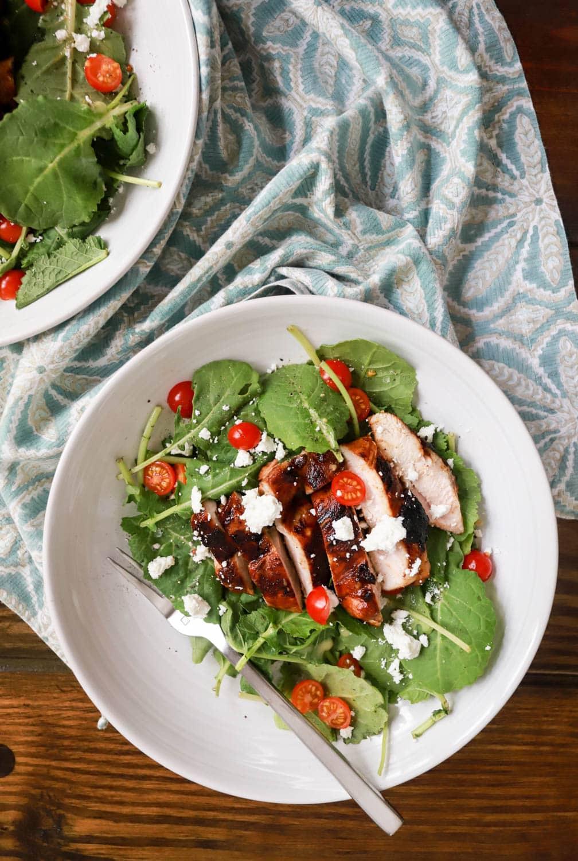 grilled chicken salad marinade recipe