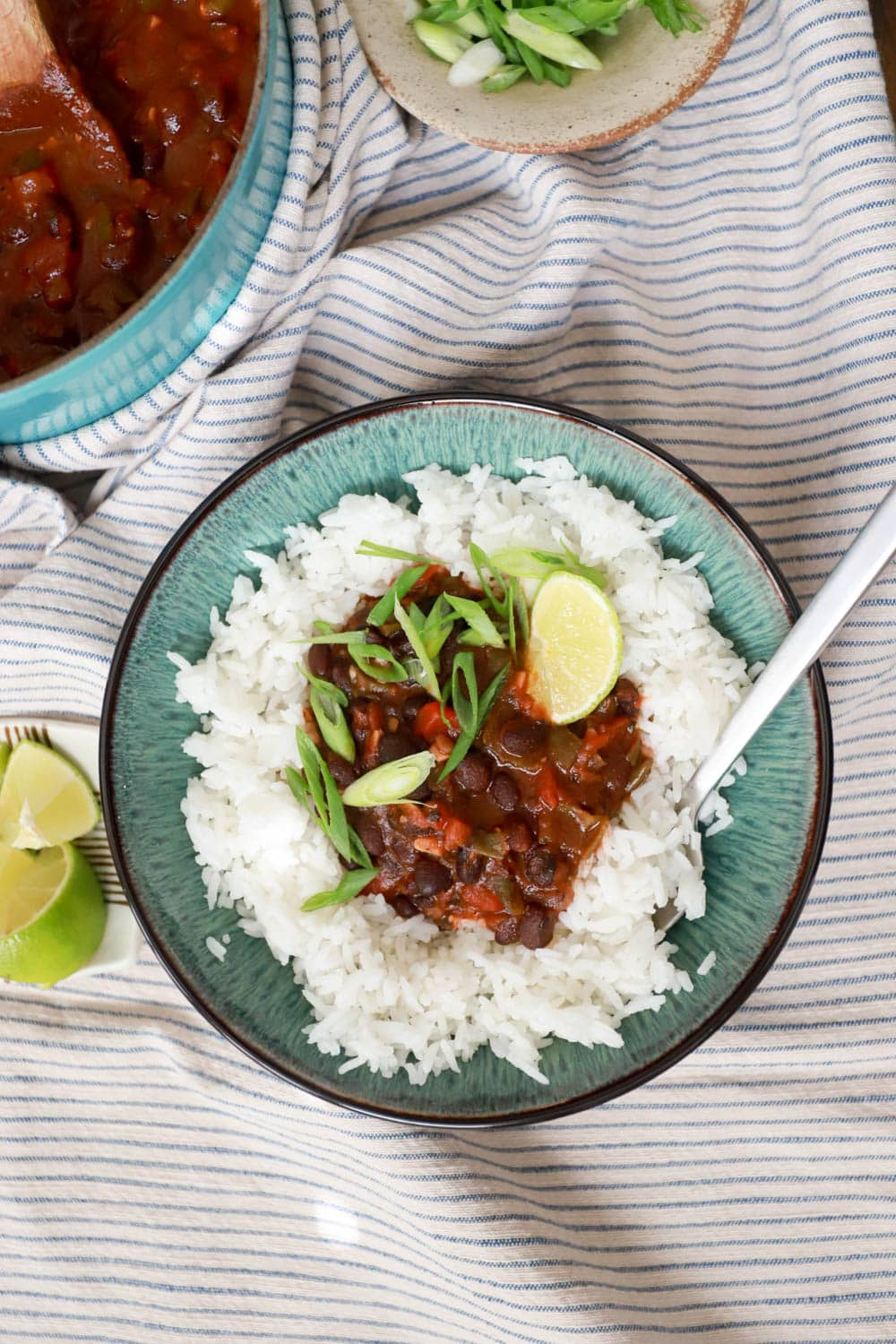 recipes with black beans and rice
