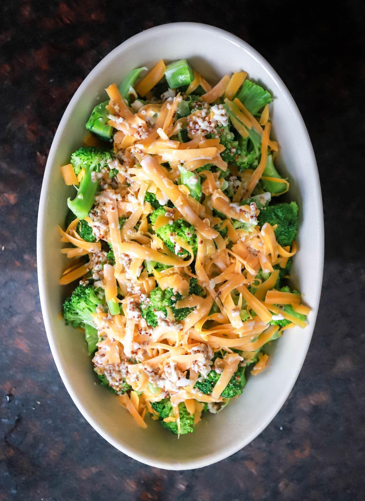 easy broccoli casserole recipe