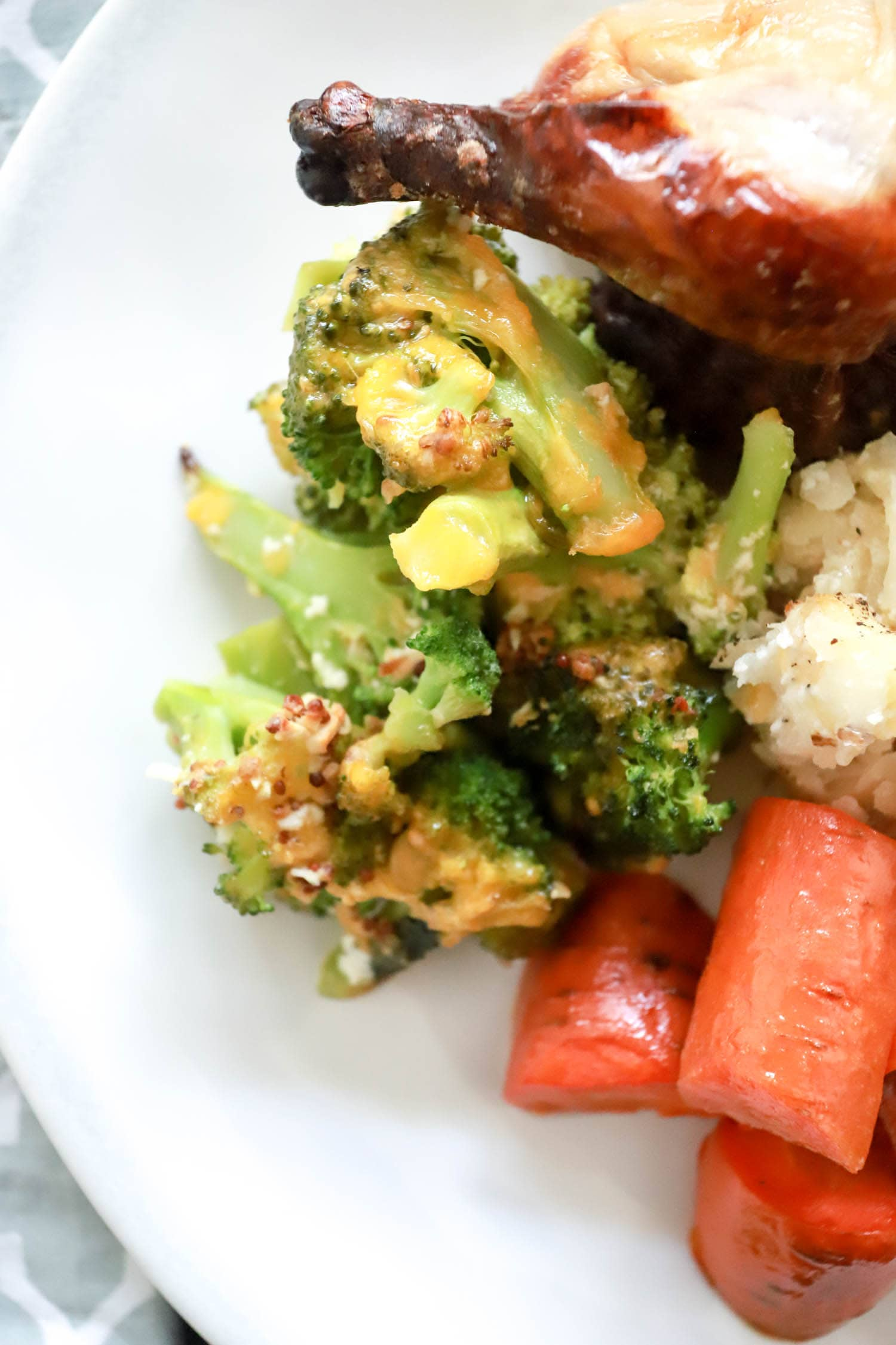 baked broccoli recipe for thanksgiving