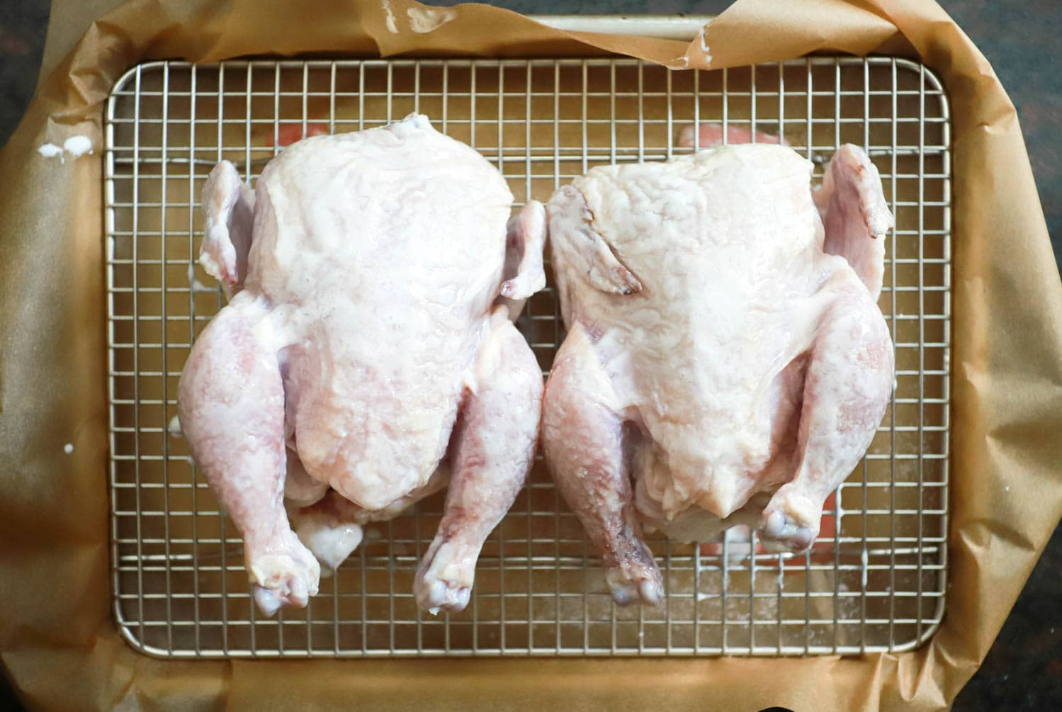 Cornish Game Hens Roasted