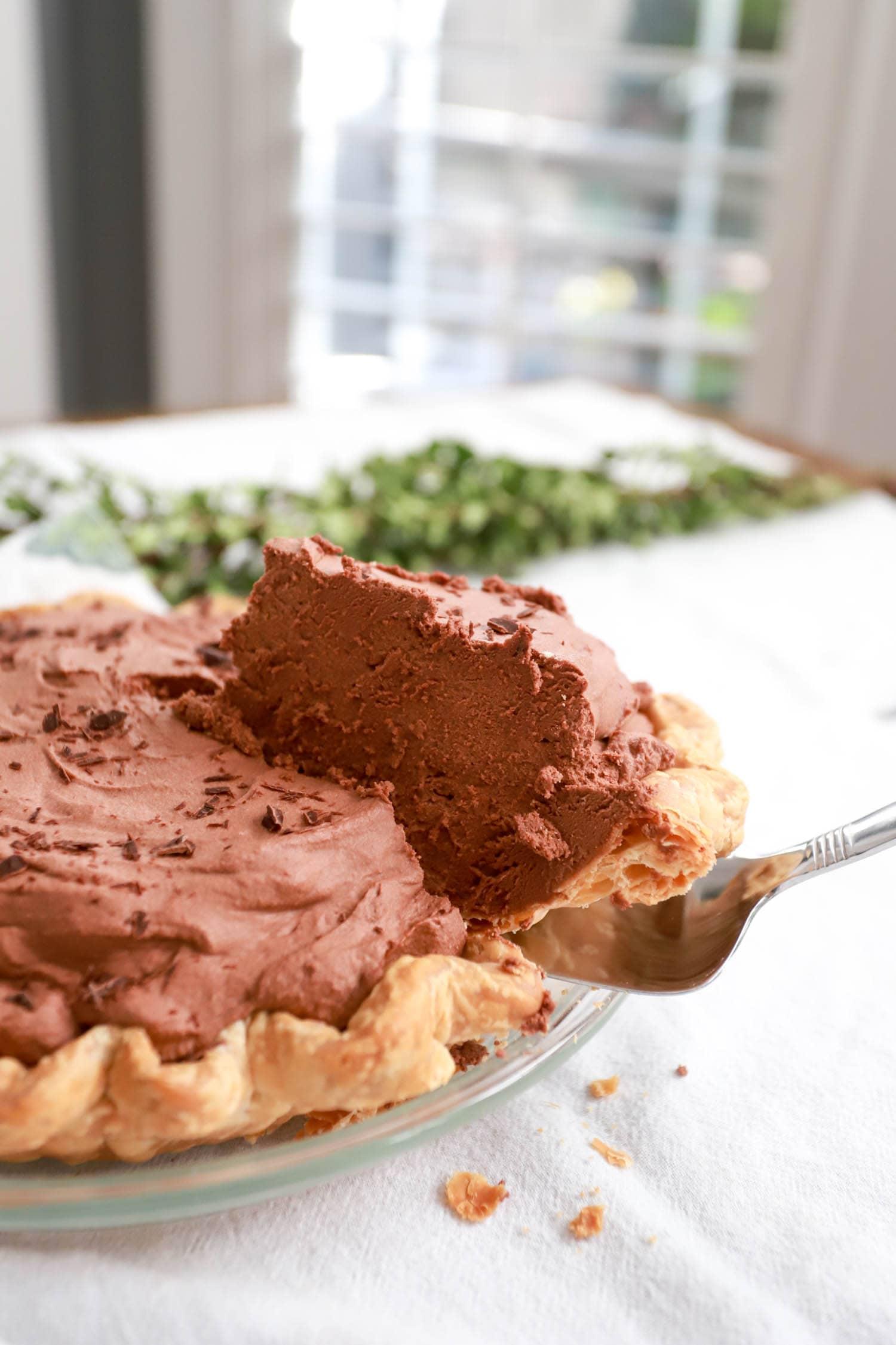 best easy chocolate pie recipe