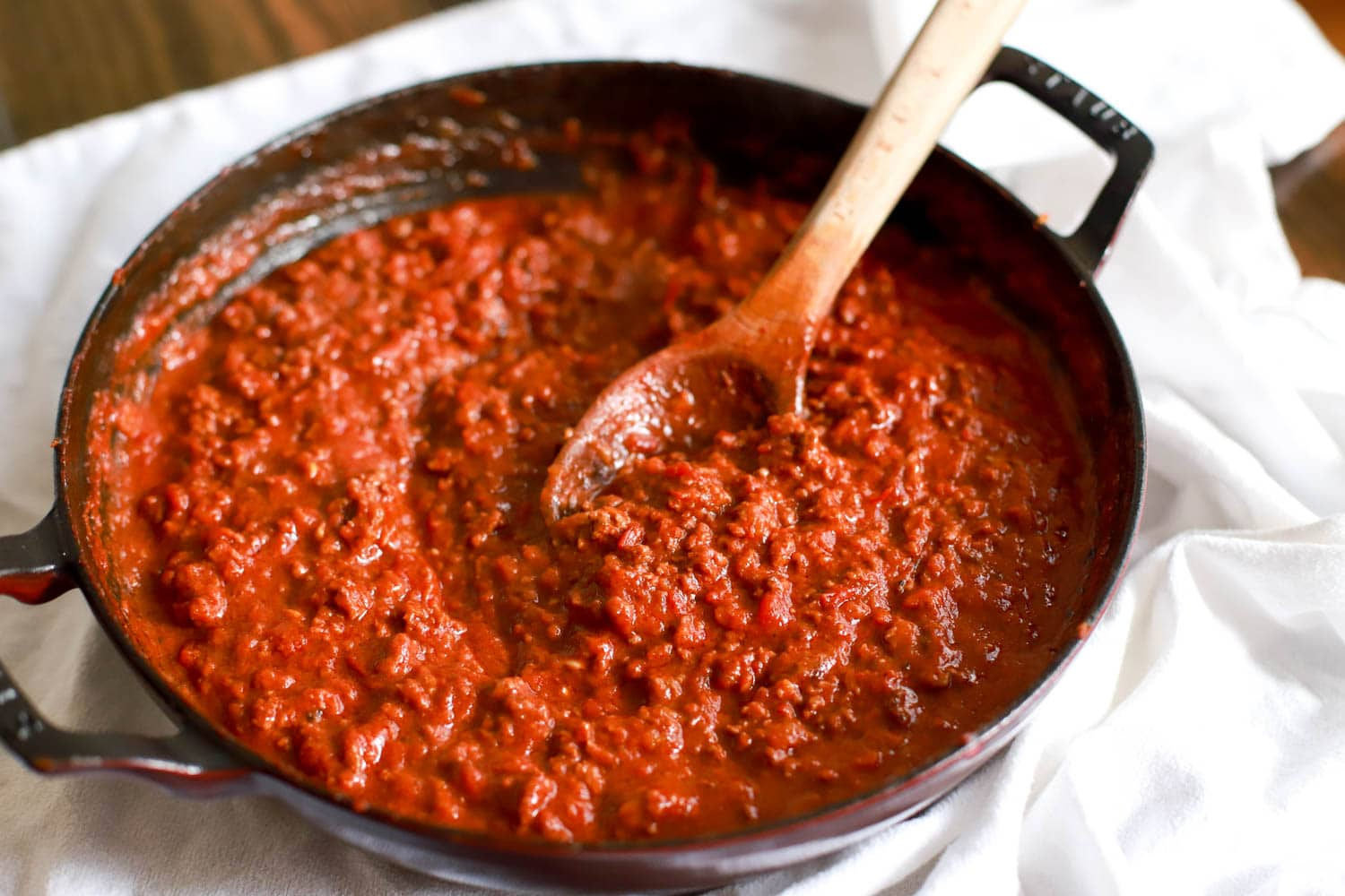 best spaghetti meat sauce recipe