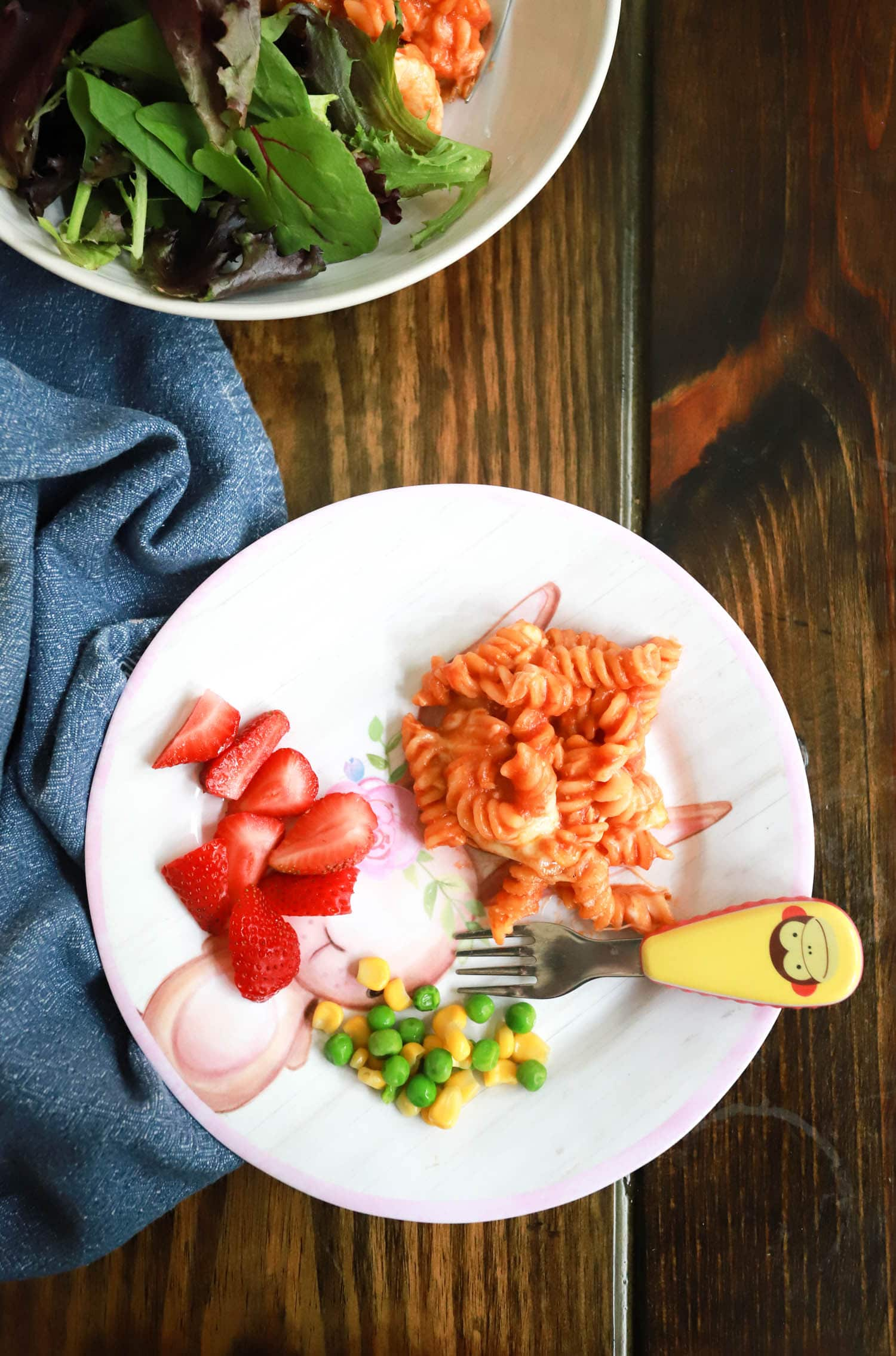 kid friendly chicken pasta recipes
