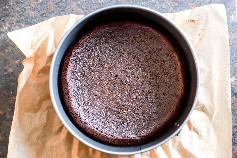 gluten free blender cake