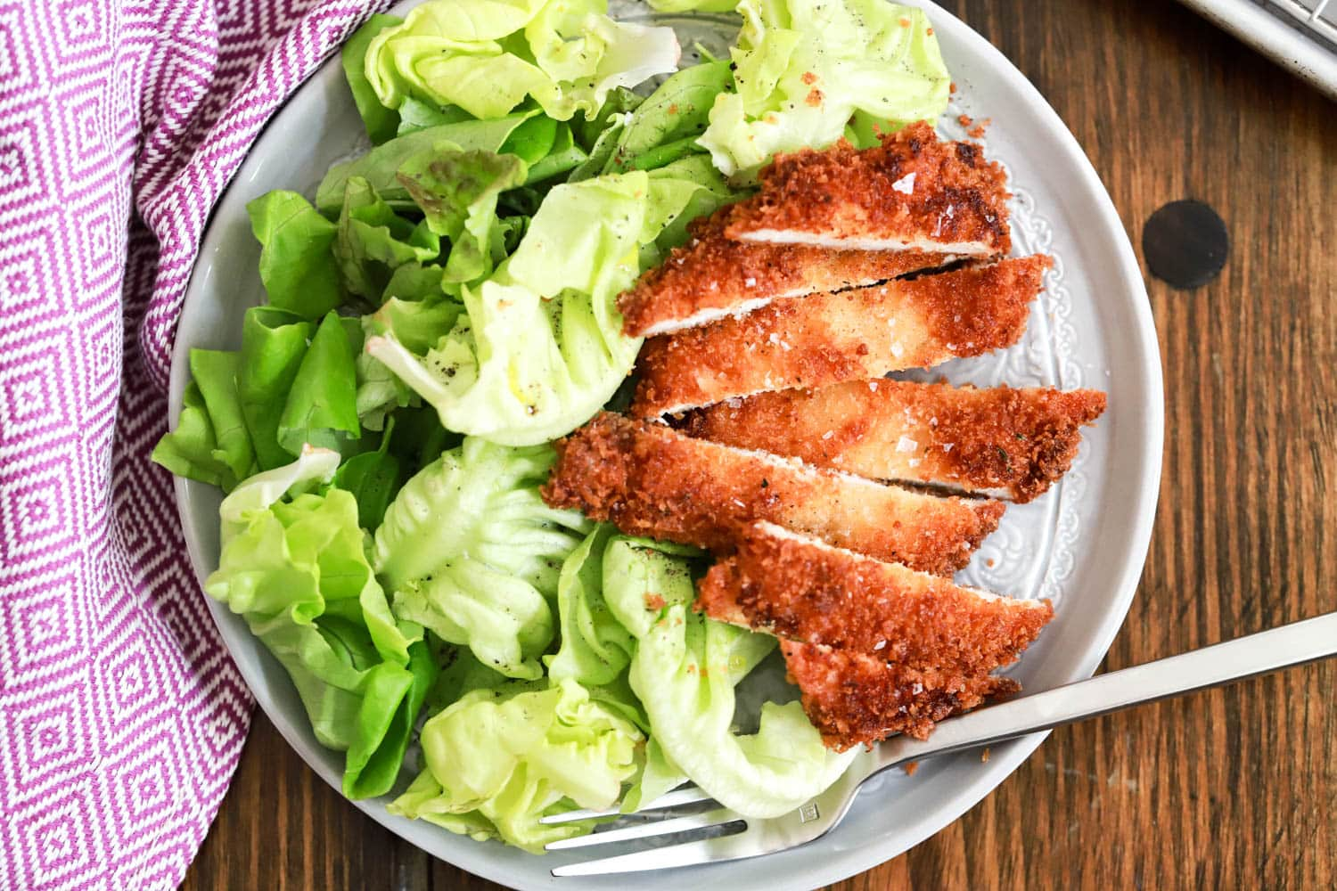 chicken cutlets baked